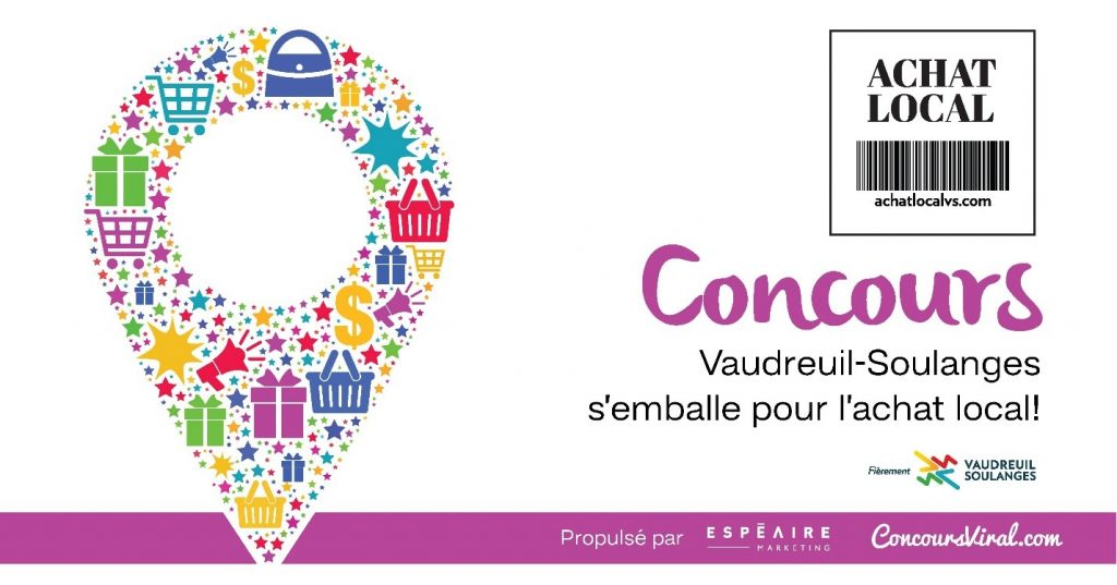 concours achat local vs